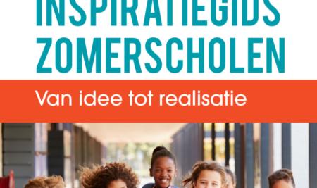 De gratis inspiratiegids Zomerscholen in Vlaanderen is er!